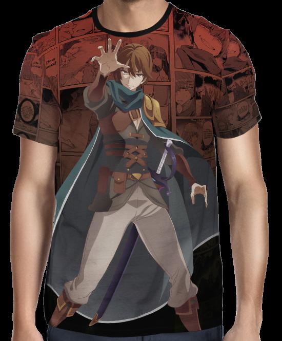 Camisa Full -  Kaifuku Jutsushi no Yarinaoshi - Keyarga
