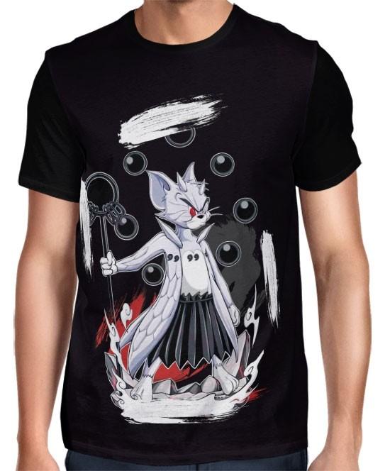 Camisa FULL Tom Modo Rikudou Exclusiva Naruto