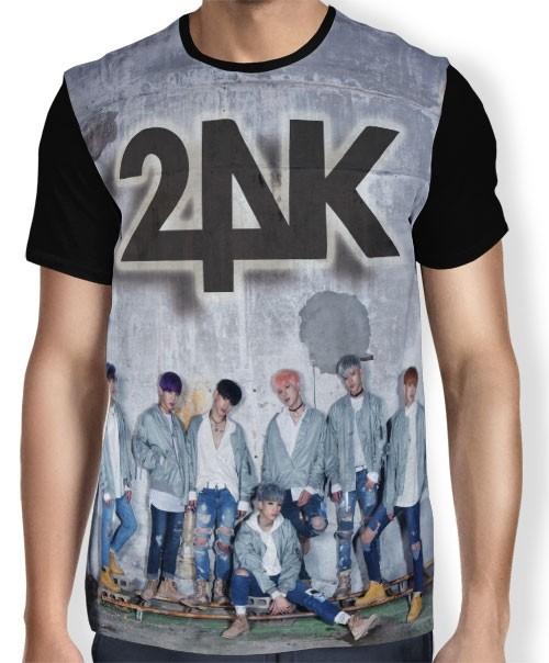 Camisa FULL KPOP 24K