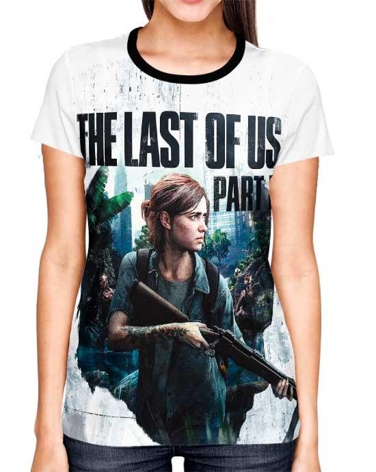 Camisa FULL The Last of Us Part 2 (EXCLUSIVA)