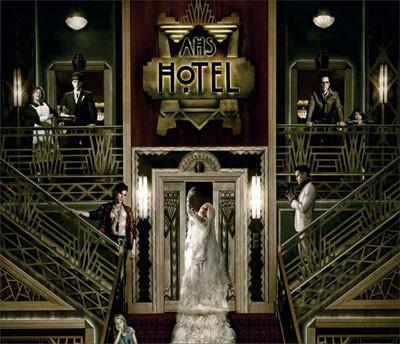 Mouse Pad - Hotel - American Horror Story - 5ª Temporada