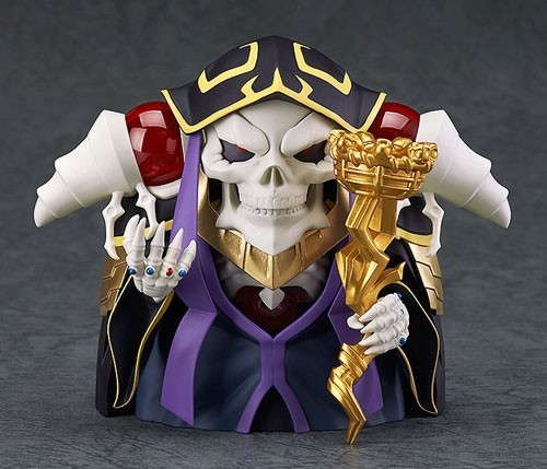 Action Figure Nendoroid Ainz OOal Gown - Overlord