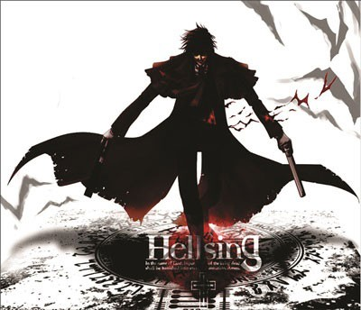 Mouse Pad - Alucard - Hellsing