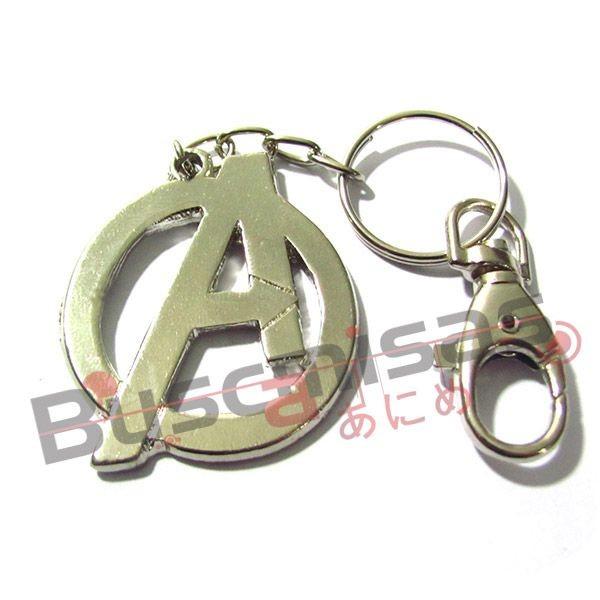 AV-01(CH) -Chaveiro Símbolo Avengers