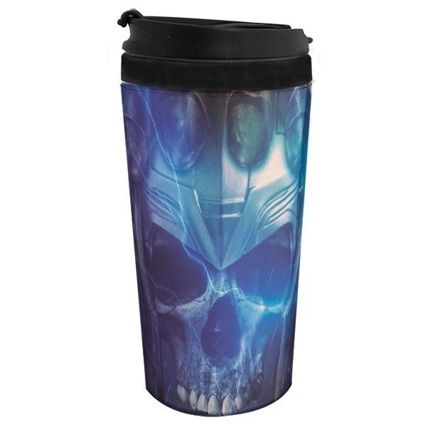 Copo Térmico Caveira Thor - Vingadores - Ultimato