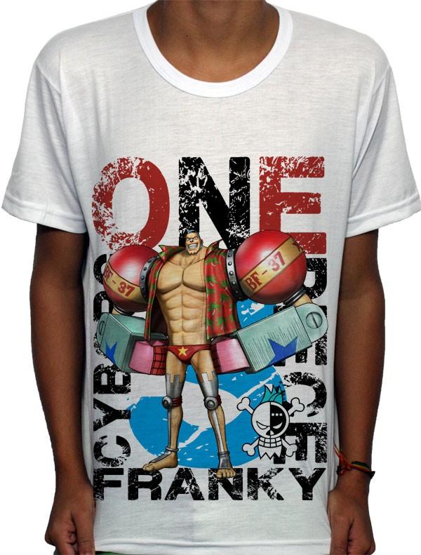 Camisa SB BB-OP Franky - One Piece