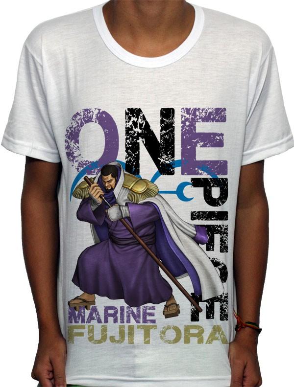 Camisa SB BB-OP Fujitora - One Piece