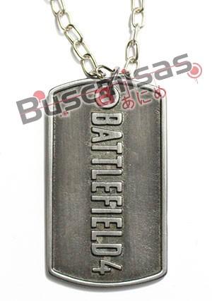 BF-02 - Dog Tag BattleField 4