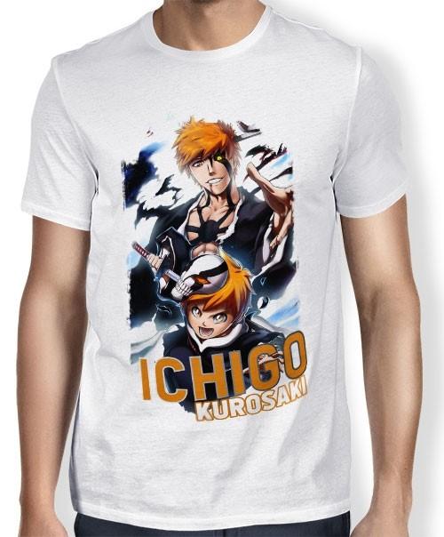 Camisa SB - TN Ichigo Fases - Bleach