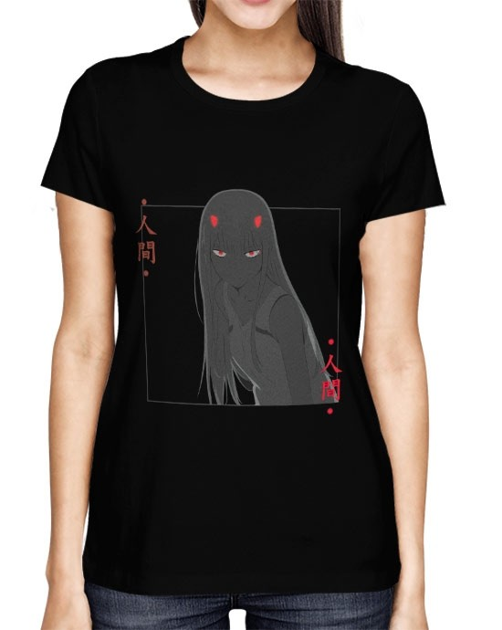 Camisa FULL Zero Two - Darling in the Franxx
