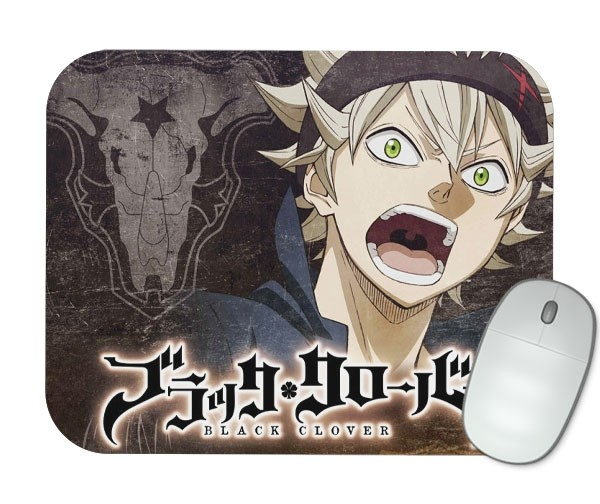 Mouse Pad - Asta - Black Clover
