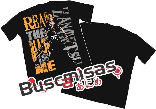 Camisa Bleach - Ichigo Zanguetsu - Modelo 04
