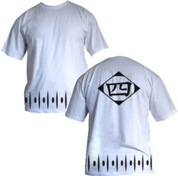 Camisa Bleach - Haori Retsu - Modelo 01