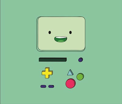 Mouse Pad - BMO - Adventure Time