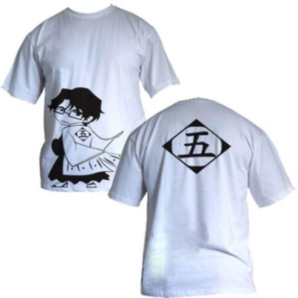 Camisa Bleach - Aizen - Modelo 01