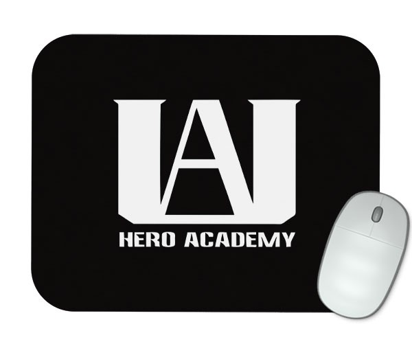 Mouse Pad - U.A. Hero Academy - Boku No Hero Academia