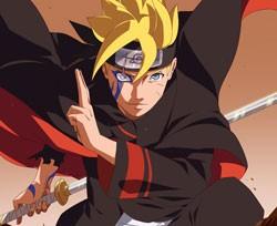 Mouse Pad - Next Generation Boruto - Naruto