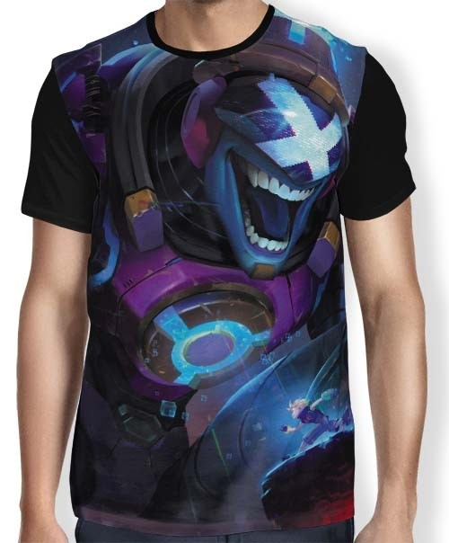 Camisa FULL Brand Chefão - League of Legends