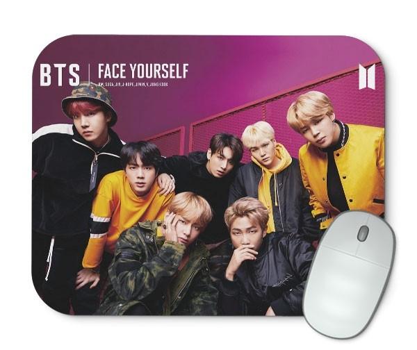 Mouse Pad - BTS