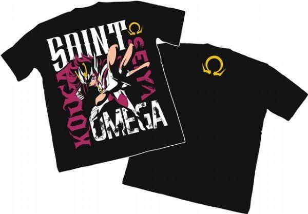 Camisa Cdz - Kouga - cavaleiros do zodiaco