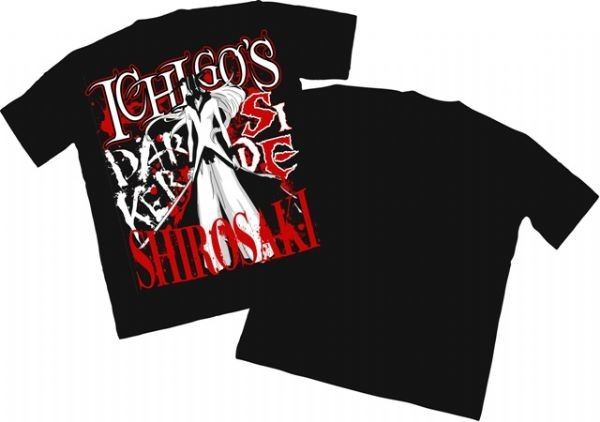 Camisa Bleach - Shirosaki Ichigo - Modelo 04