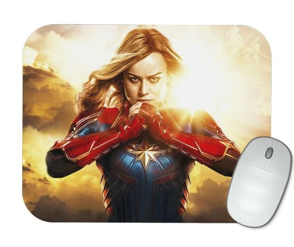 Mouse Pad - Carol Danvers - Capitã Marvel
