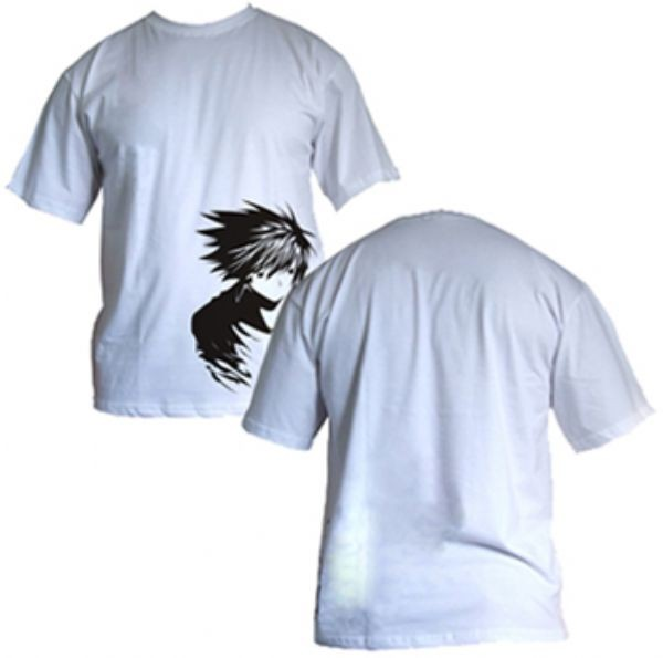 Camisa Death Note - L - Modelo 05