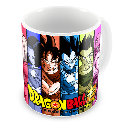 CNDBZ-04- Caneca Dragon Ball SUPER