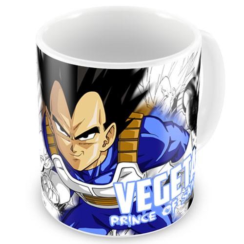 CNDBZ-06 - Caneca Prince Vegeta - Dragon Ball SUPER
