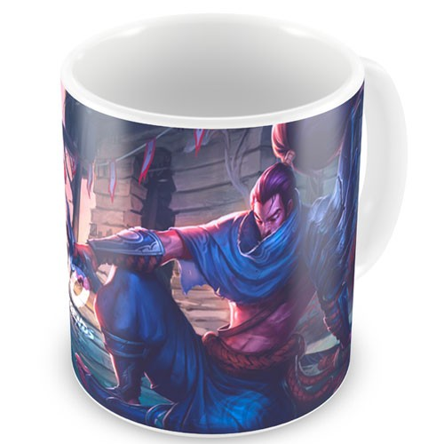 CNLOL-01- Caneca Yasuo - League Of Legends