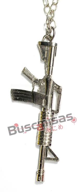 COD-07 -  Colar Fuzil M16