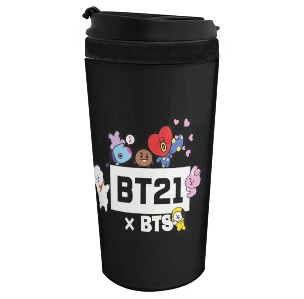 Copo Térmico BTS x BT21 - K-Pop