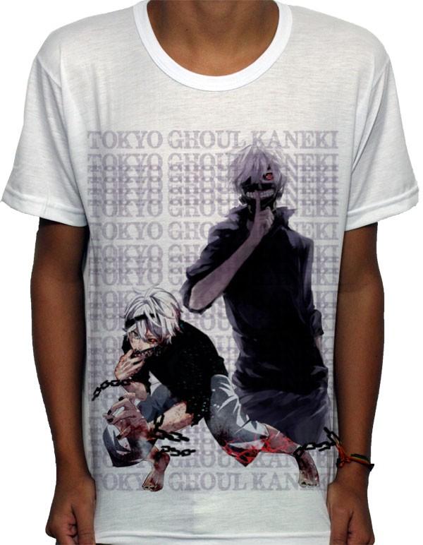 Camisa SB Corrente Kaneki - Tokyo Ghoul
