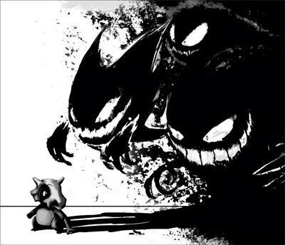 Mouse Pad - Cubone - Pokémon
