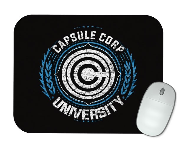 Mouse Pad - Capsule Corp University - Dragon Ball