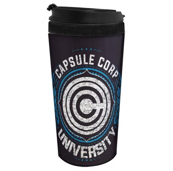 Copo Térmico Capsule Corp University - Dragon Ball