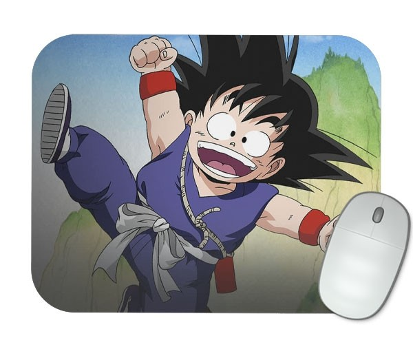 Mouse Pad - Goku Clássico - Dragon Ball