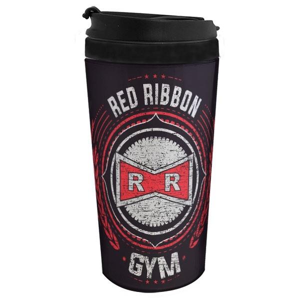 Copo Térmico Red Ribbon Gym - Dragon Ball