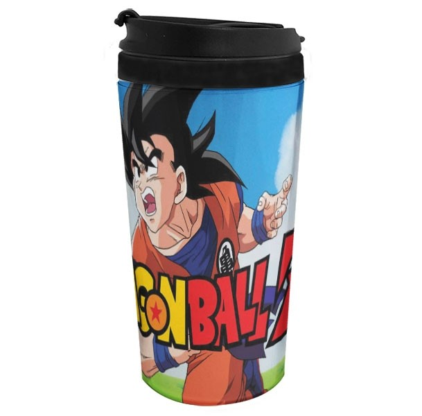 Copo Térmico Scream Goku - Dragon Ball Z