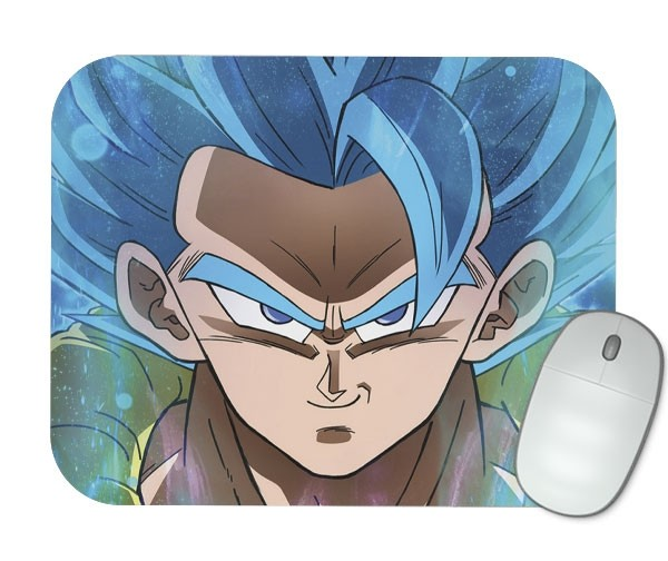Mouse Pad - Face Gogeta - Dragon Ball Super
