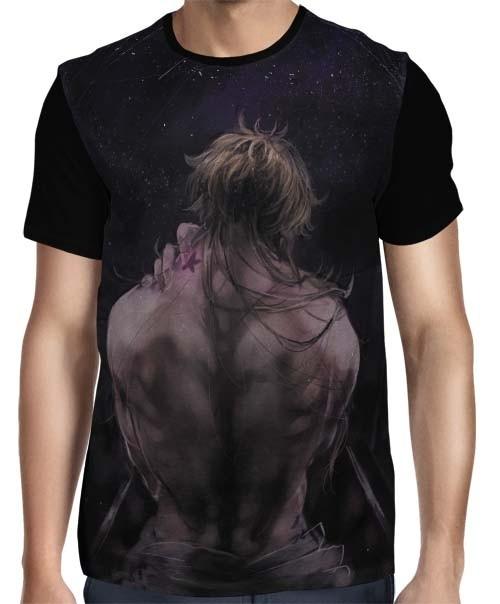 Camisa FULL Dio Brando - Jojo's Bizarre Adventure