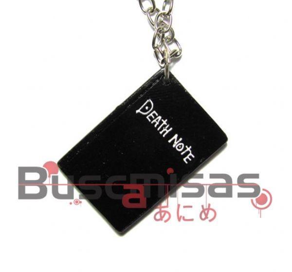 DN-27 - Colar Death Note Fechado