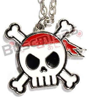 DRK-07 - Caveira MIckey Piratas do Caribe