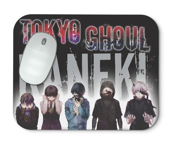 Mouse Pad - Kaneki Evolution - Tokyo Ghoul