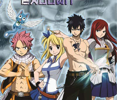Mouse Pad - FT Poster - Fairy Tail