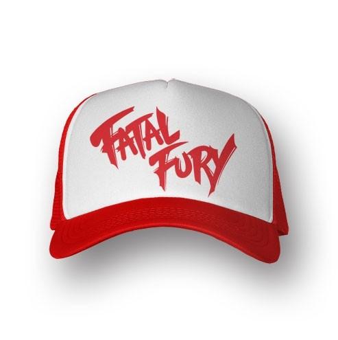 Boné Trucker Terry Bogard - Fatal Fury