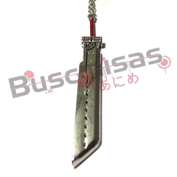 FF-36 - Colar Cloud Buster Sword