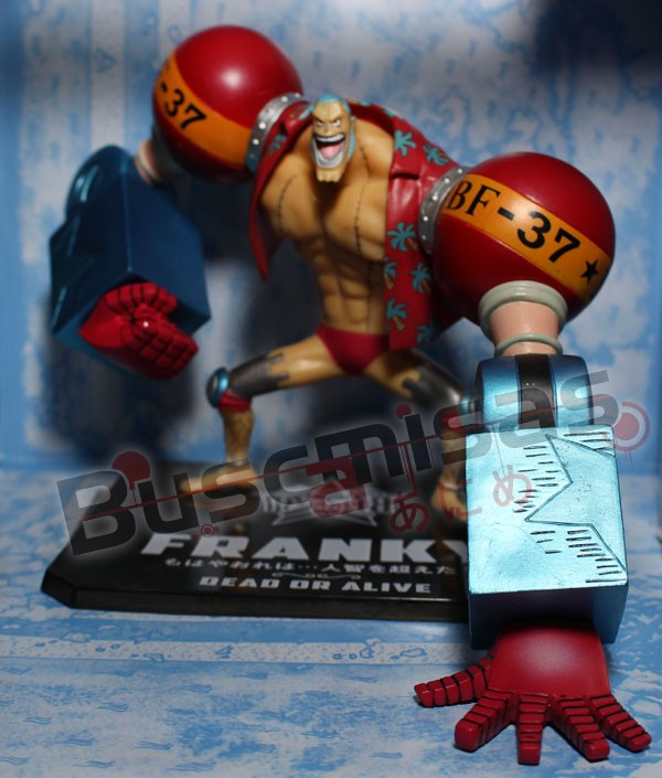 Action Figure  Franky - One Piece