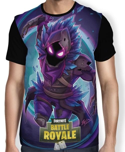 Camisa FULL Battle Royale Riven - Fortnite