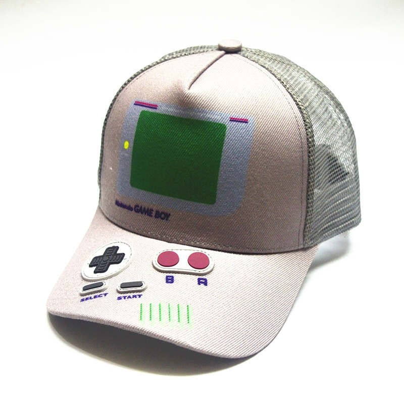 Boné Trucker Premium Game Boy - Nintendo